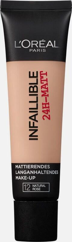 L'Oréal Paris 'Infaillible Matte Make-Up', Make-Up