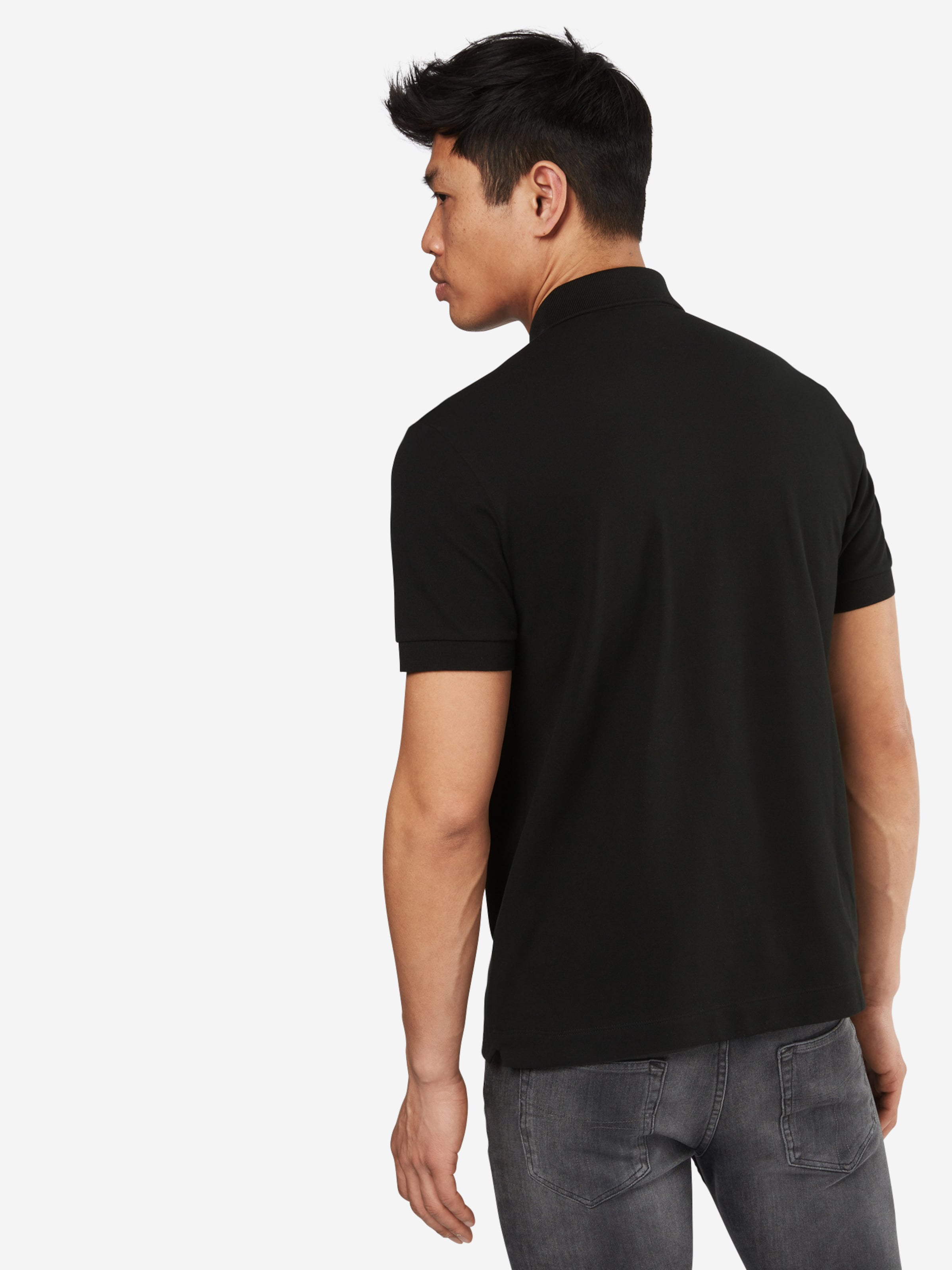 Schwarz Lacoste Lacoste Poloshirt In Poloshirt eH2WED9IY