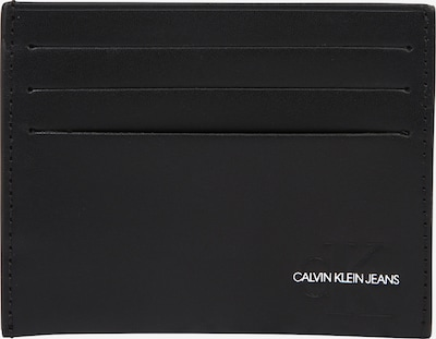 Calvin Klein Jeans Kabatas portfelis '6CCC' melns, Preces skats