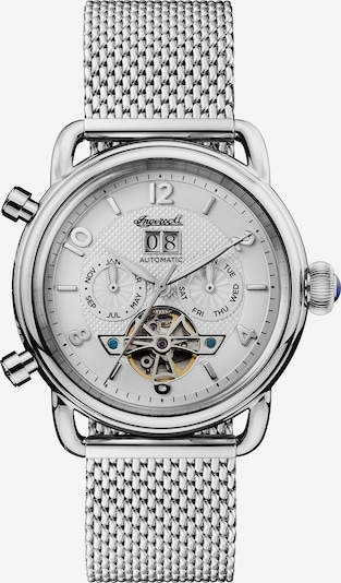 INGERSOLL Automatikuhr 'The New England Automatic' in silber, Produktansicht