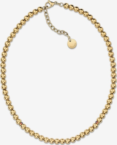 TOMMY HILFIGER Kette 'Classic Signature' in gold, Produktansicht