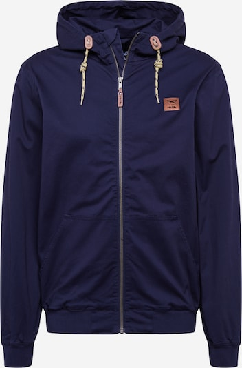 Iriedaily Prehodna jakna 'Love City Jacket ' | nočno modra barva, Prikaz izdelka