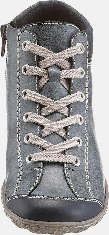 RIEKER mit Sneaker mit RIEKER Ziernähten Verschleißfeste billige Schuhe 38d96c