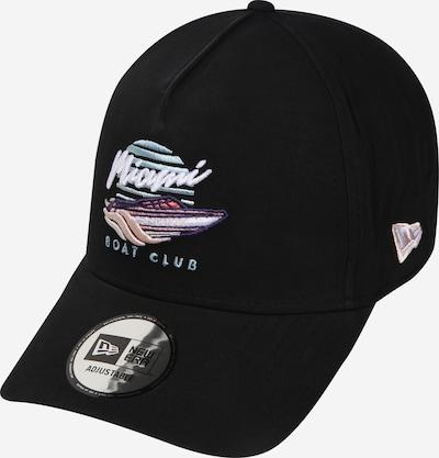 NEW ERA Cap 'NEW ERA BEACH TRUCKER' in hellblau / schwarz, Produktansicht