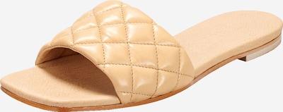 EDITED Pantolette  'Hosea' in beige, Produktansicht