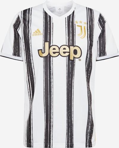 ADIDAS PERFORMANCE Trikot 'Juventus Turin' in schwarz / weiß, Produktansicht