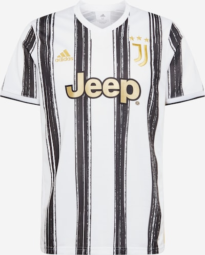 ADIDAS PERFORMANCE Dres 'Juventus Turin' | črna / bela barva, Prikaz izdelka