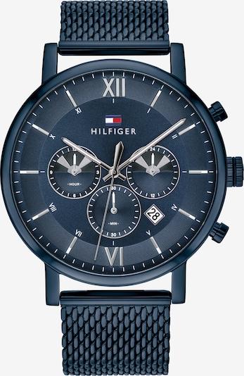 TOMMY HILFIGER Uhr in dunkelblau, Produktansicht