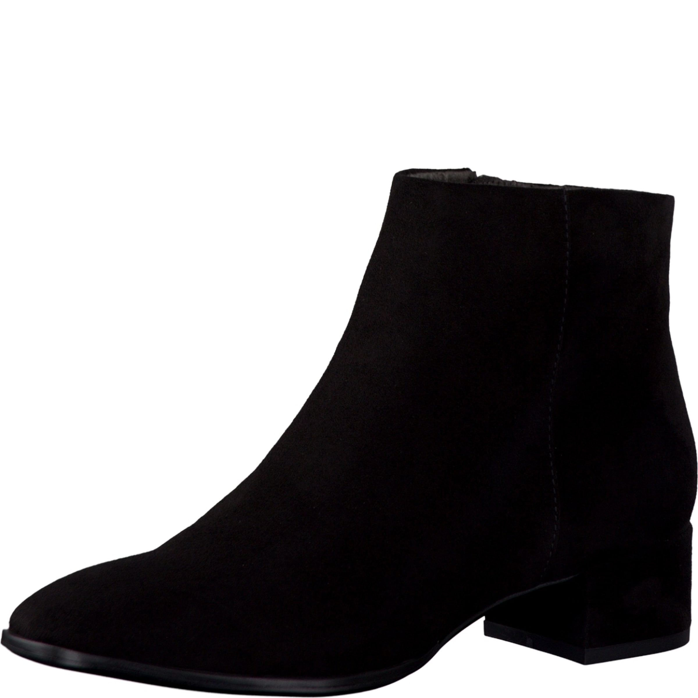 TAMARIS Ankleboot Suede Verschleißfeste billige Schuhe
