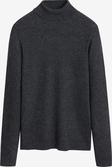 MANGO MAN Pullover 'JERSEY GASTON' in dunkelgrau, Produktansicht