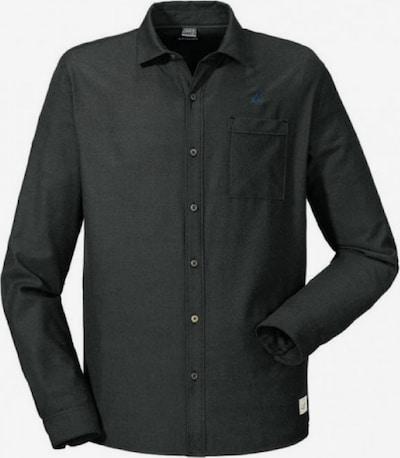 Schöffel Hemd in anthrazit, Produktansicht