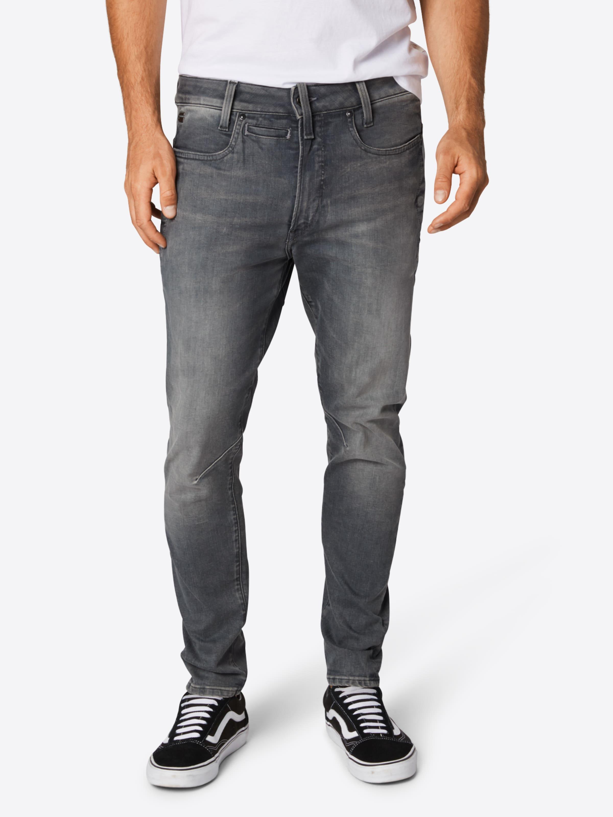 Denim 'd Grey star Jeans In 3d' Raw staq G 13lcTKJF