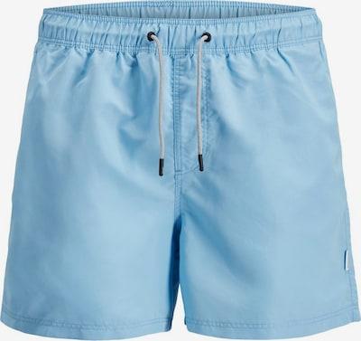 JACK & JONES Shorts de bain en bleu, Vue avec produit