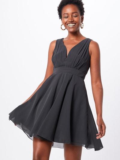 TFNC Kleid 'VIVIAN' in grau, Modelansicht