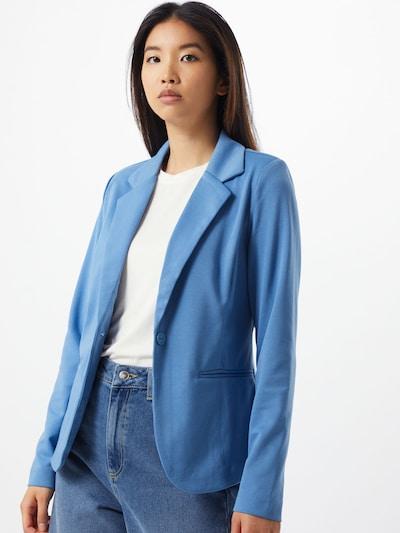 ICHI Blazer 'Kate' in blau, Modelansicht