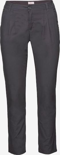 SHEEGO Lærredsbukser i mørkegrå, Produktvisning