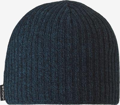 STÖHR Mütze 'REMO' in blau, Produktansicht