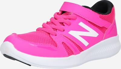 new balance Schuhe 'YT570 M' in pink / weiß, Produktansicht