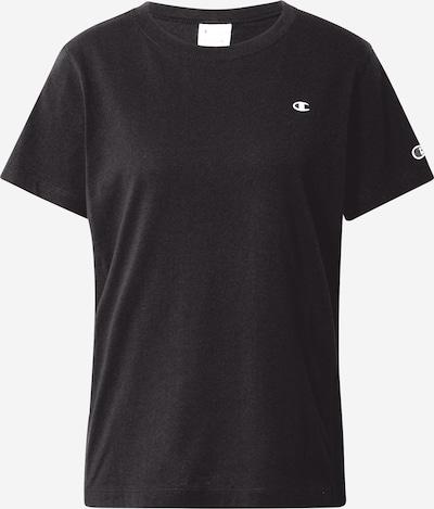 Champion Reverse Weave Koszulka w kolorze czarny / białym, Podgląd produktu