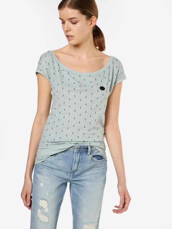 naketano Shirt 'Wolle Ankerdizzel'