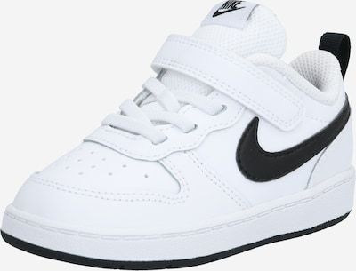 Nike Sportswear Schuhe 'Borough' in schwarz / weiß, Produktansicht