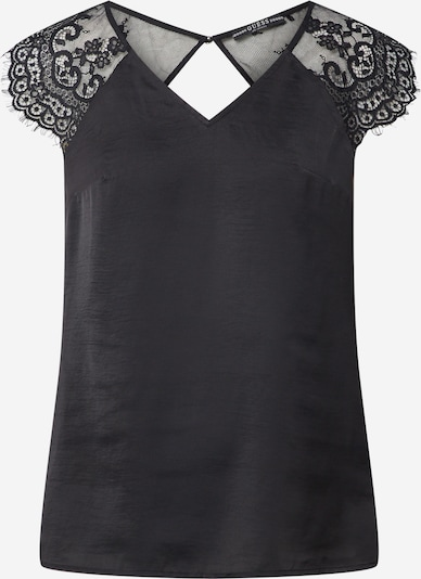 GUESS Shirt 'ILIA' in schwarz, Produktansicht