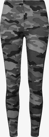 Urban Classics Curvy Leggings in grey / anthracite / black, Item view