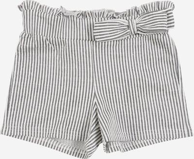 NAME IT Shorts in dunkelblau / weiß, Produktansicht