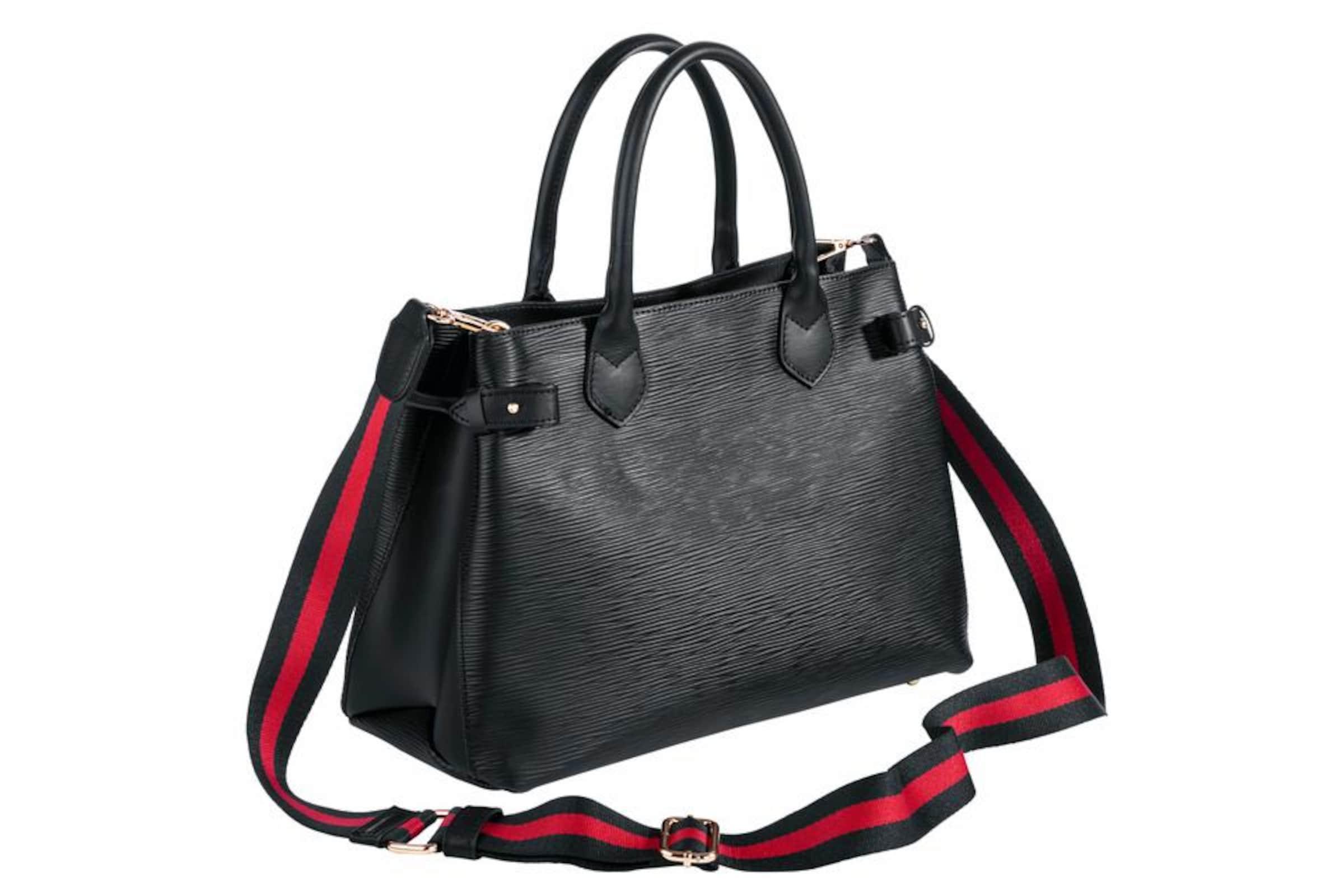 COLLEZIONE ALESSANDRO Tasche in geriffelter Optik Heiß Erkunden Günstig Online Mode-Stil Online-Verkauf Top-Qualität Zum Verkauf Verkauf Online-Shopping 2IN0BwpAfd