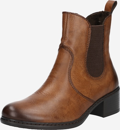 RIEKER Bootie in brown, Item view