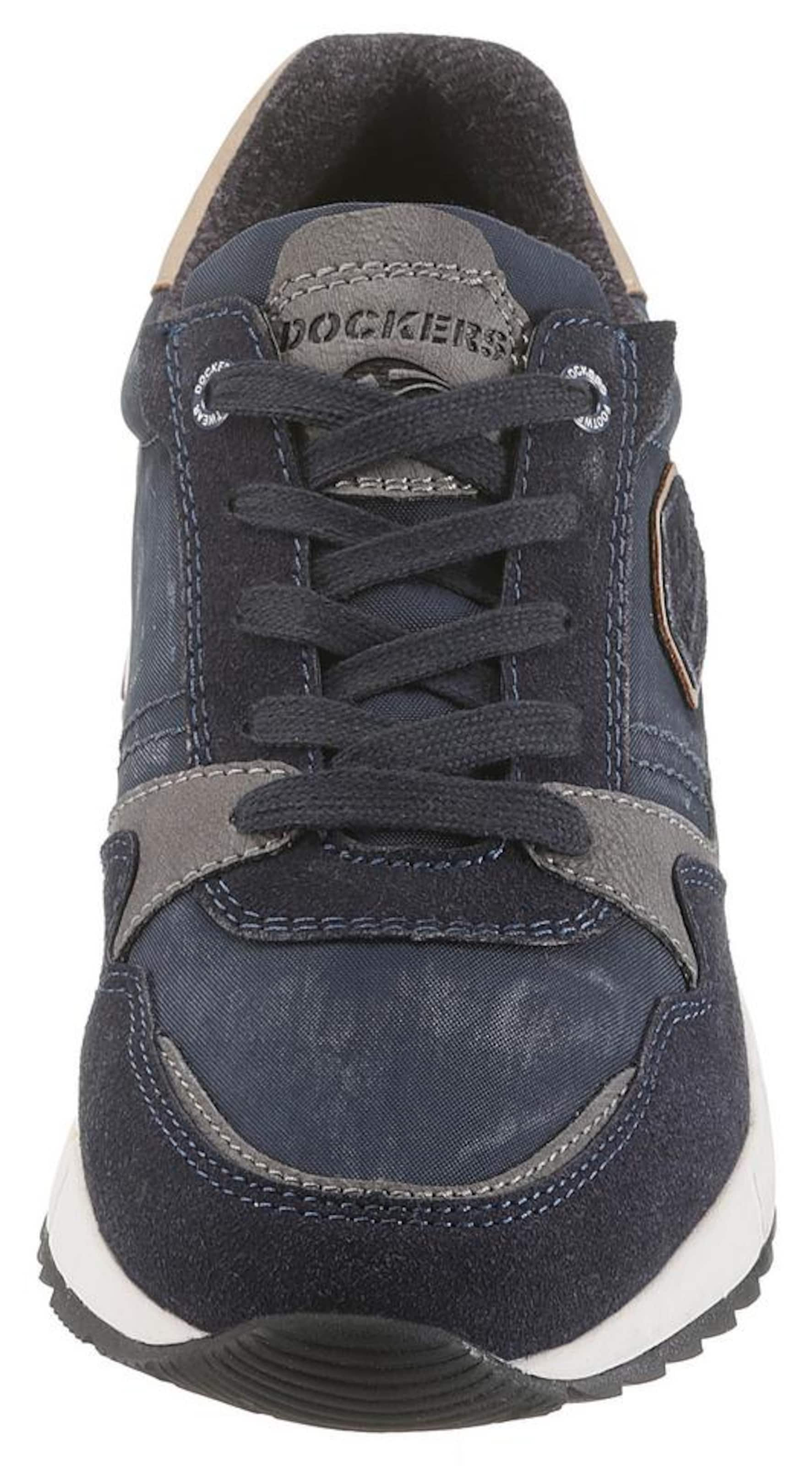 Taupe Gerli Dockers By CamelNavy Sneaker In QrdWCxBoe