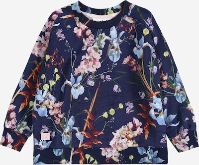 Molo Sweatshirt 'Mandy' in navy / mischfarben, Produktansicht