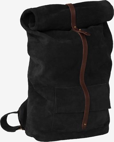 MUM & CO Rucksack in schwarz, Produktansicht