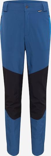 ICEPEAK Športne hlače ' LYNDON' | modra / črna barva, Prikaz izdelka