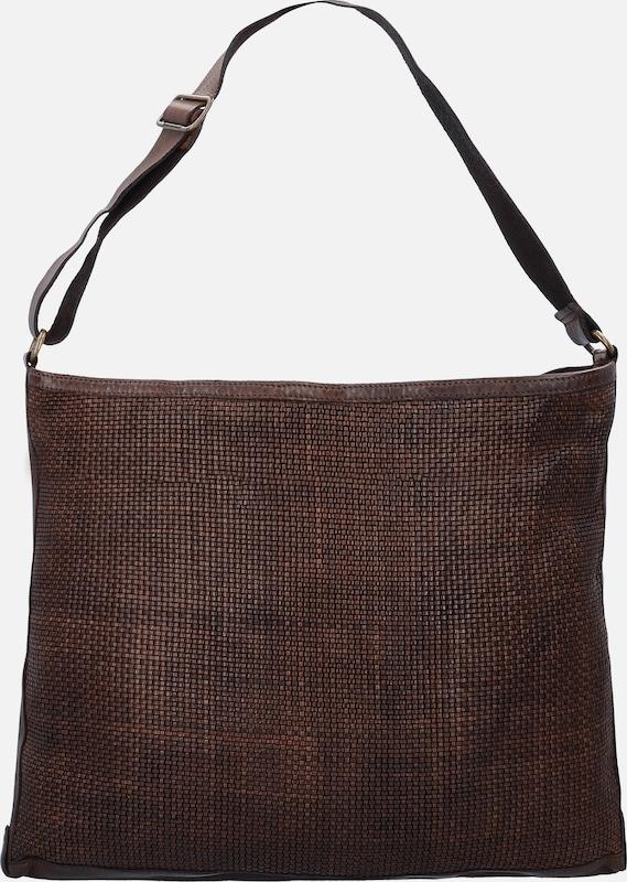 Campomaggi Prestige Edera Shopper Tasche Leder 45 cm in braun | ABOUT YOU