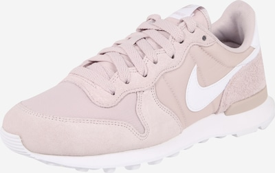 Nike Sportswear Baskets basses 'Internationalist' en rose / blanc, Vue avec produit
