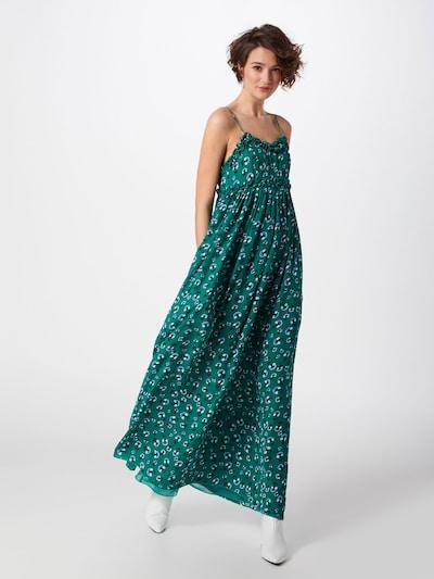 Samsoe Samsoe Kleid 'Way' in grün / mischfarben, Modelansicht