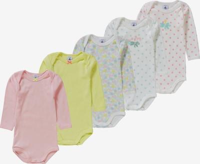 PETIT BATEAU Body in opal / gelb / mischfarben / pink / weiß, Produktansicht