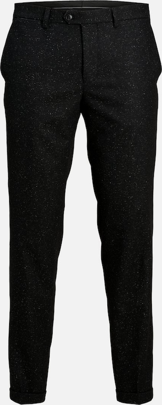JACK & JONES Hose in schwarz, Produktansicht