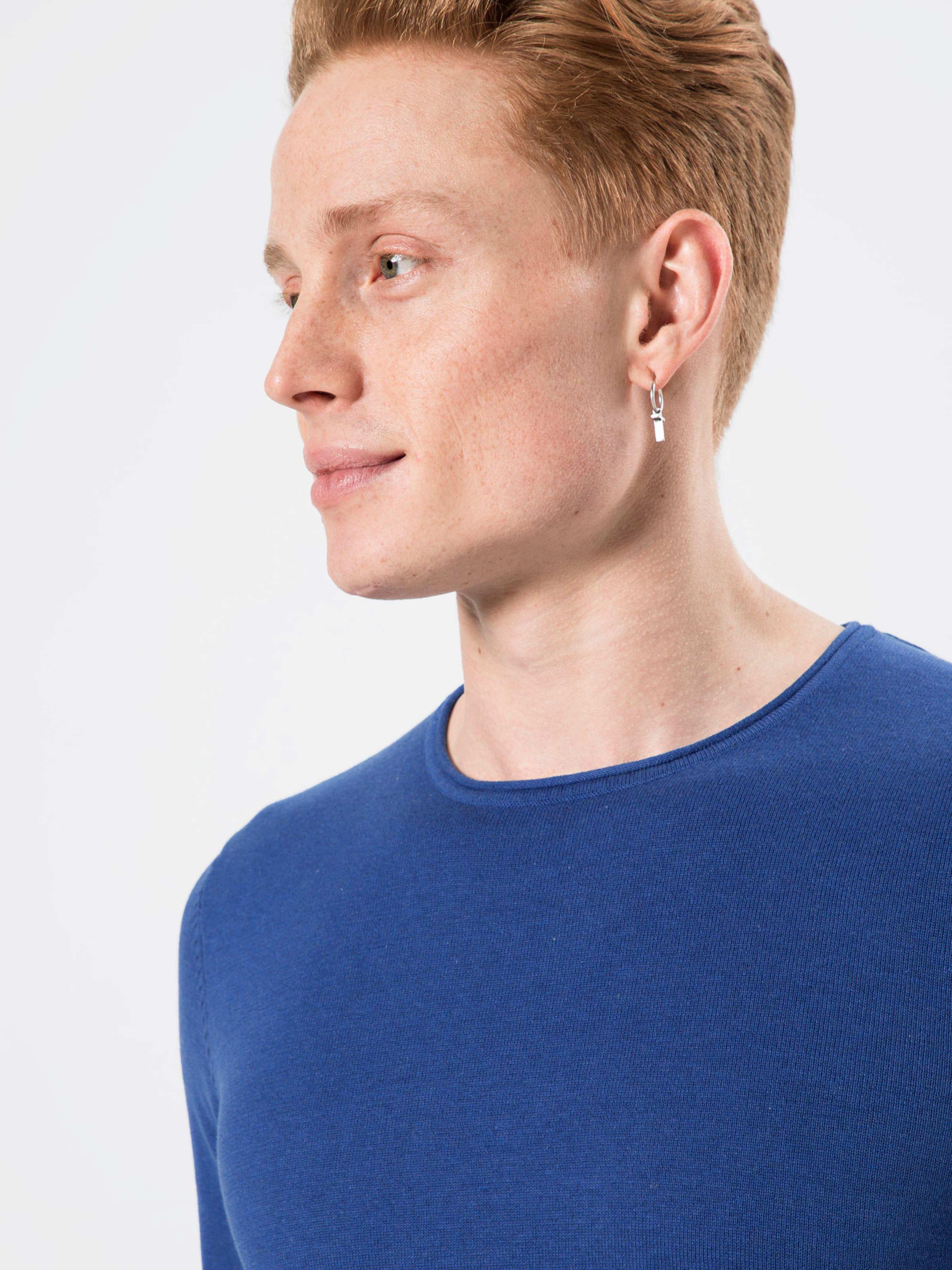 Tom En Roi Denim Pull over Bleu Tailor TOliXZwPku