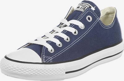 CONVERSE Sneakers laag 'All Star OX' in de kleur Blauw denim / Wit, Productweergave