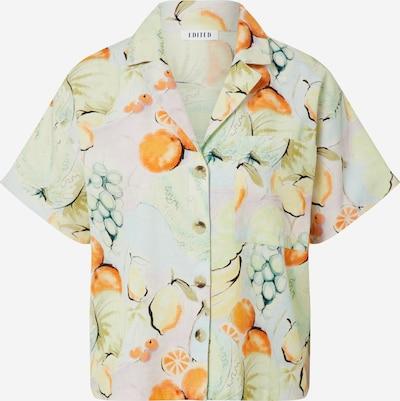 EDITED Bluse 'Arika' in mischfarben, Produktansicht