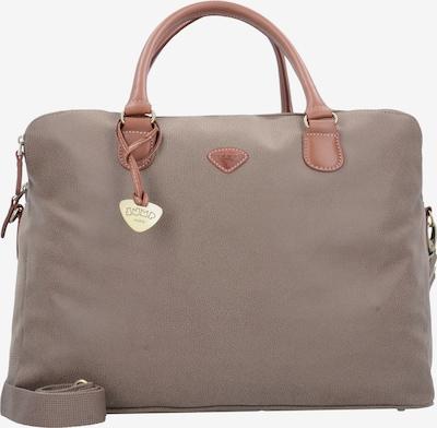 Jump Handtasche in greige, Produktansicht