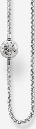 Thomas Sabo Silberkette 'Karma Bead, KK0001-001-12' in silber, Produktansicht