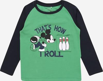 Tricou NAME IT pe verde, Vizualizare produs
