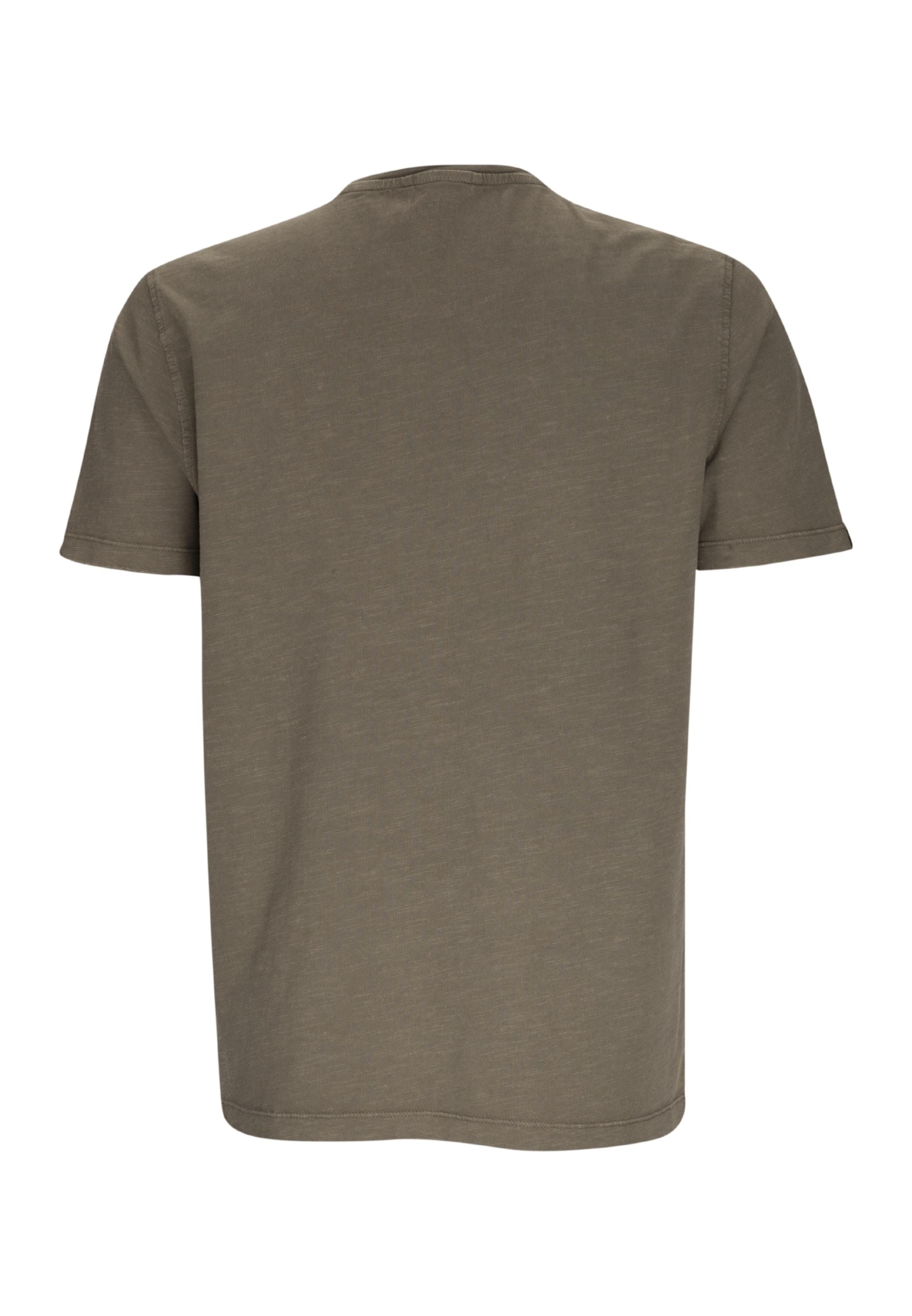 In Burgunder Active T shirt JadeGrasgrün Camel 3Rq5jAL4