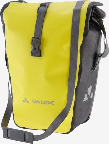 VAUDE Sports Bag 'Aqua Back' in Yellow