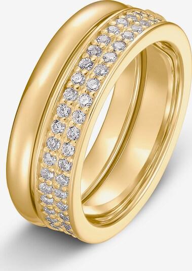 JETTE Ring in gold, Produktansicht