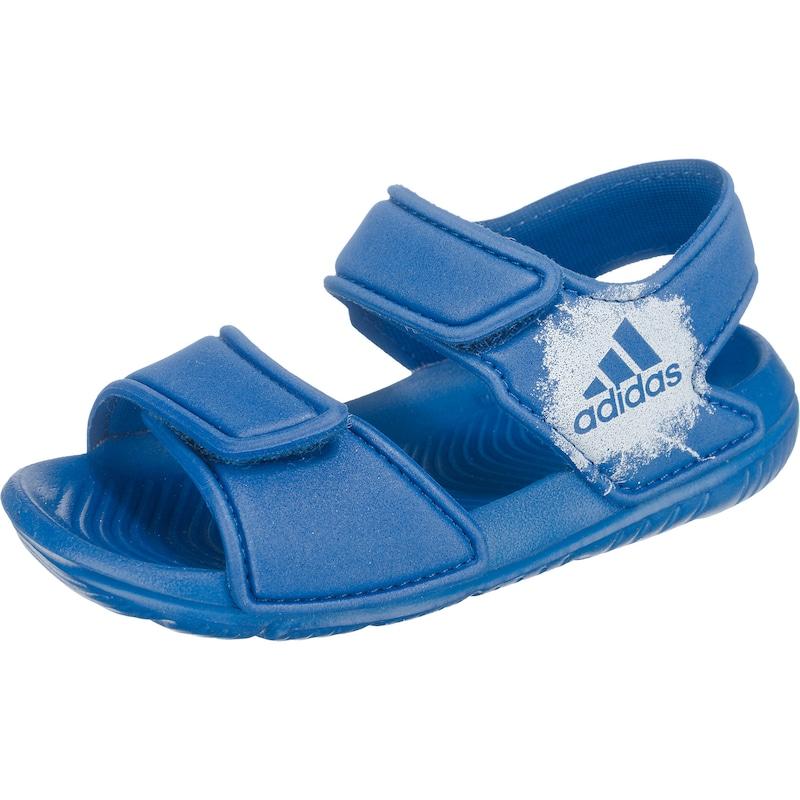 ADIDAS PERFORMANCE Strand badschoen 'ALTASWIM' in Hemelsblauw Wit gemêleerd
