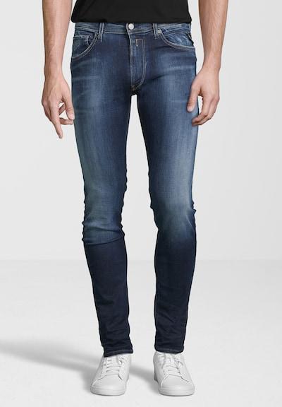 REPLAY Jeans 'JONDRILL' in blau, Modelansicht